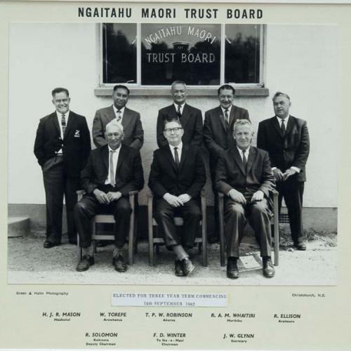 Our Origins Ngai Tahu Maori Trust Board