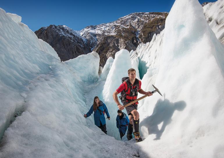 Ngai Tahu Tourism Glacier Guides