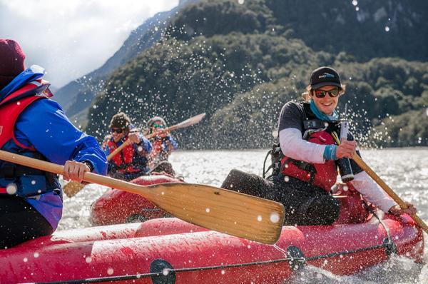 Ngai Tahu Tourism dartriver