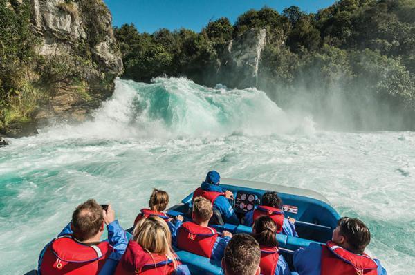 Ngai Tahu Tourism hukafalls