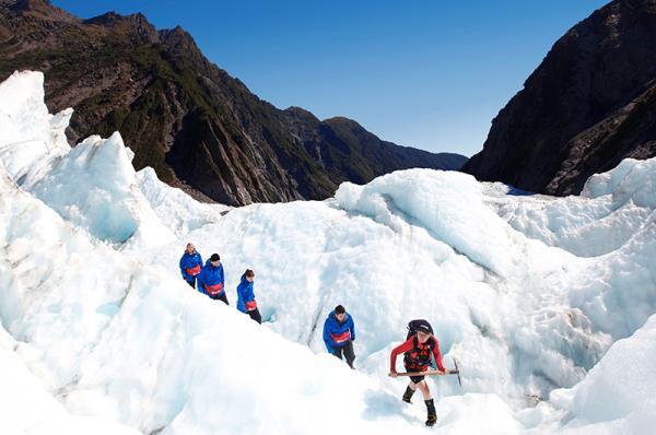 Ngai Tahu Toursim Franz Josef Glacier Guides