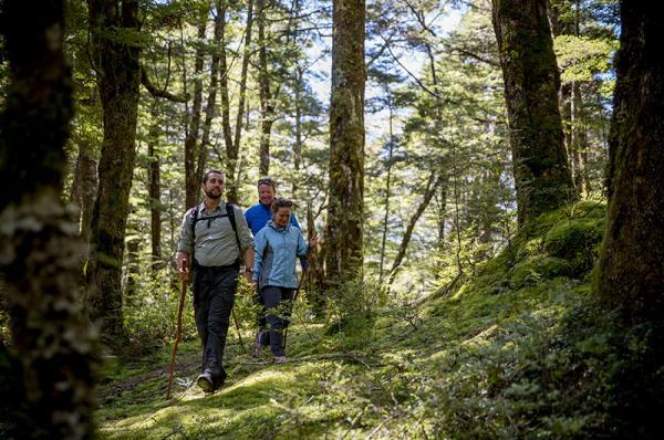 Ngai Tahu Toursim guidedwalks